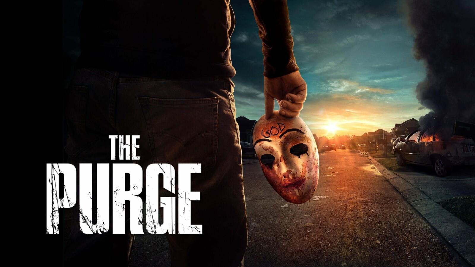 Purge 1 Stream