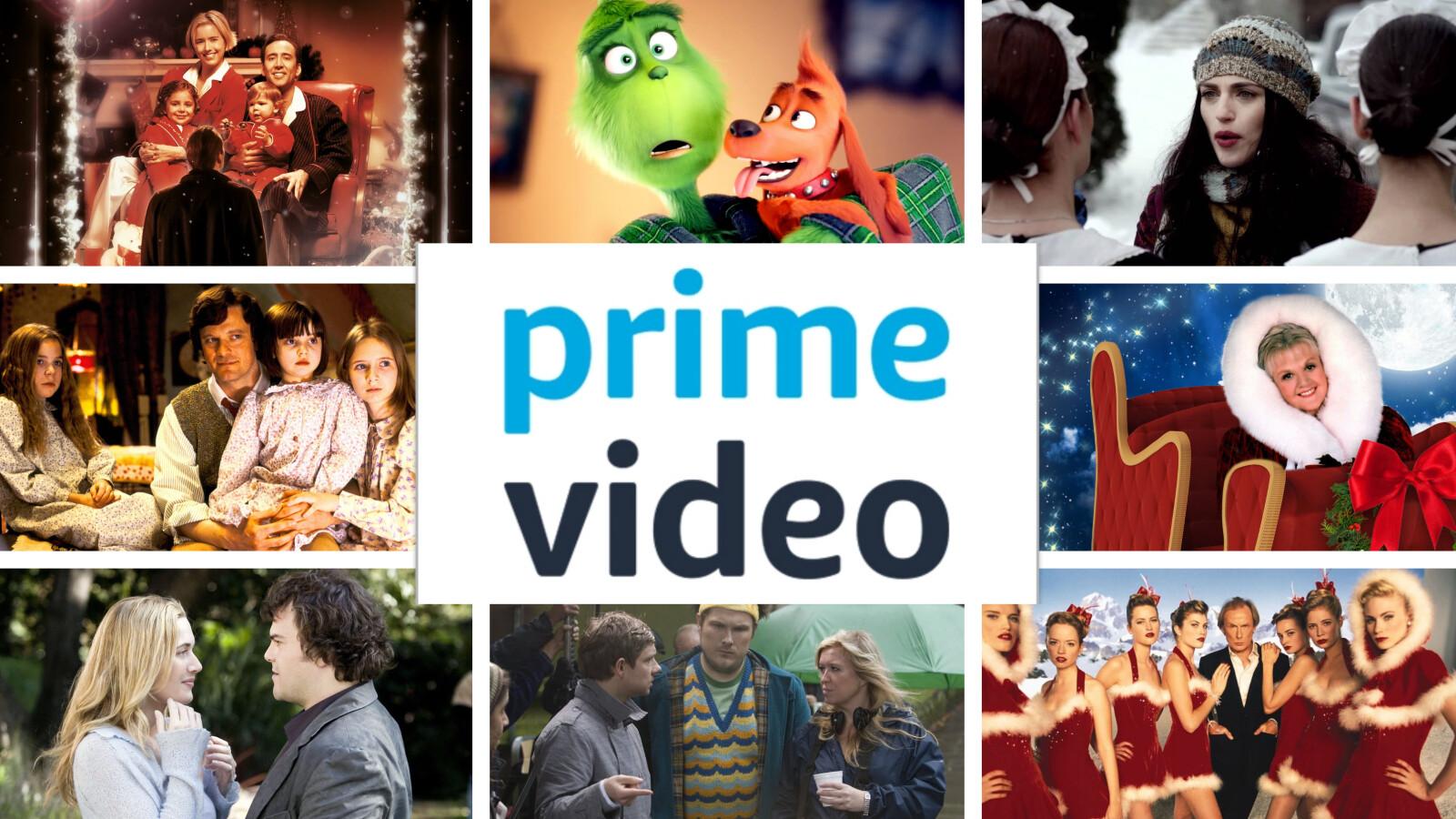 Amazon Prime Weihnachtsfilm
