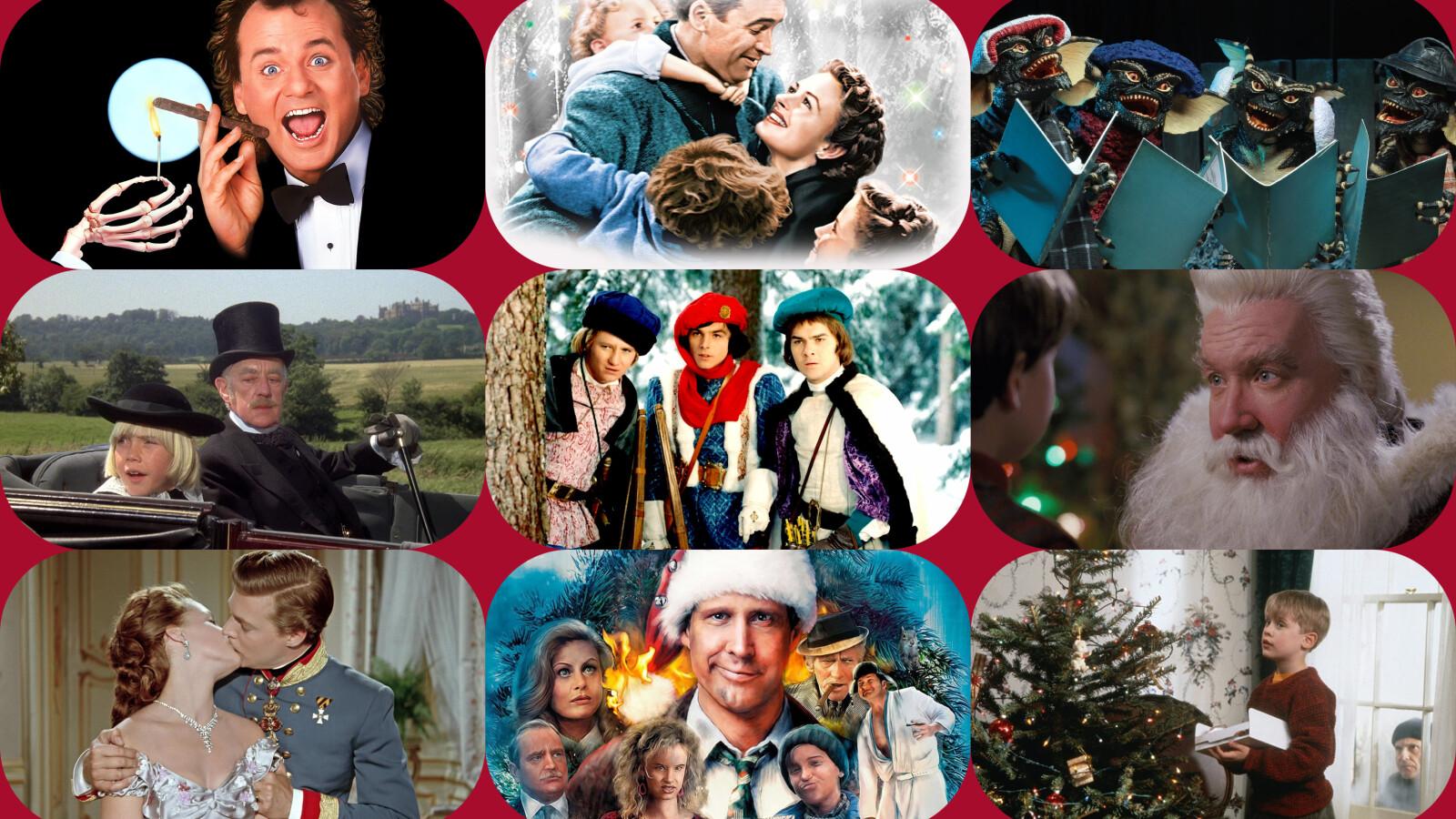 Weihnachtsklassiker Filme