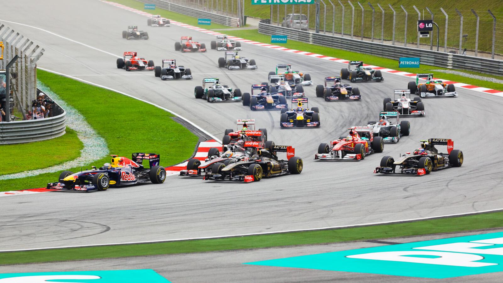 Formel 1 Rennen Heute Wiederholung