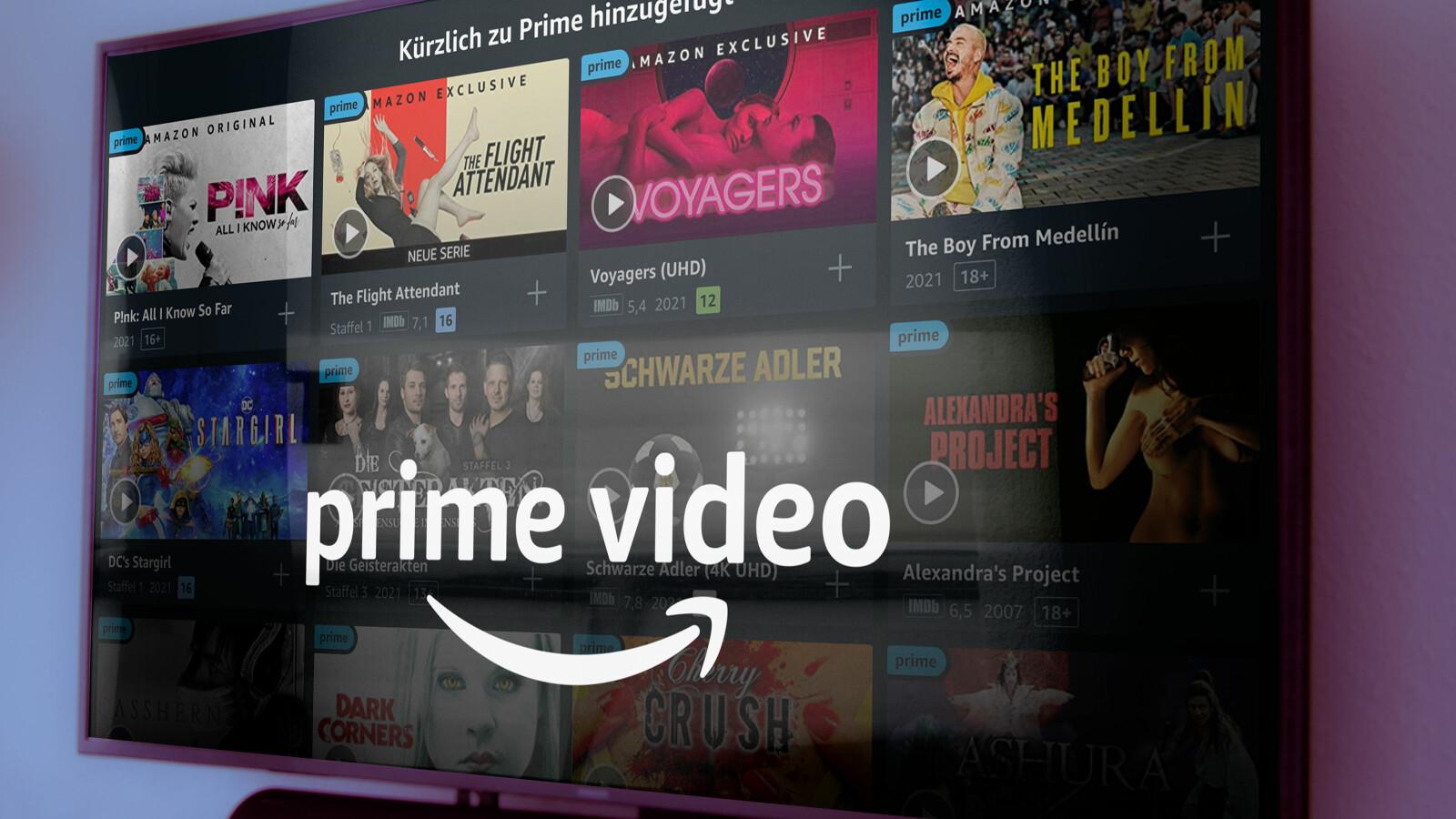 Amazon Prime Filme Login