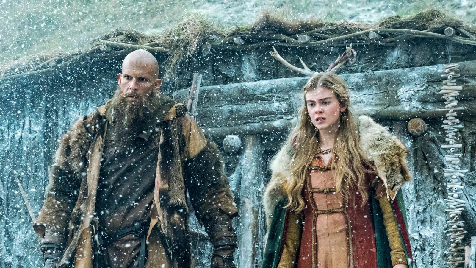 Vikings Floki Island