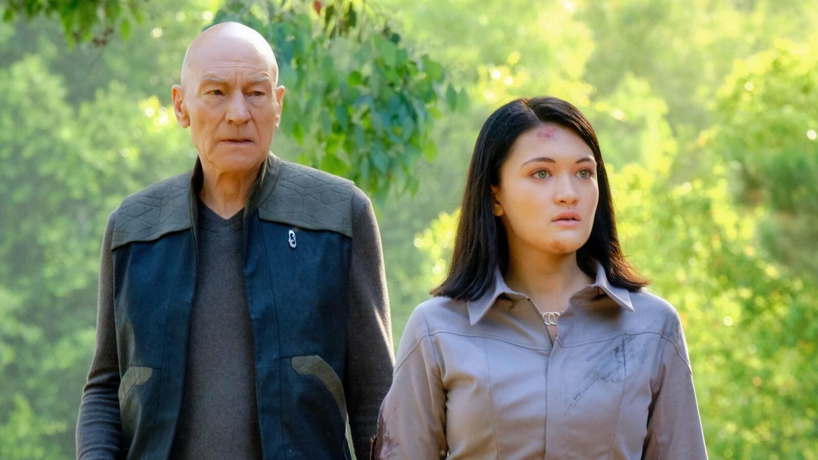 """""""Star Trek: Picard"""": Habt ihr in der neuen Star Trek-Serie gut aufgepasst?"""