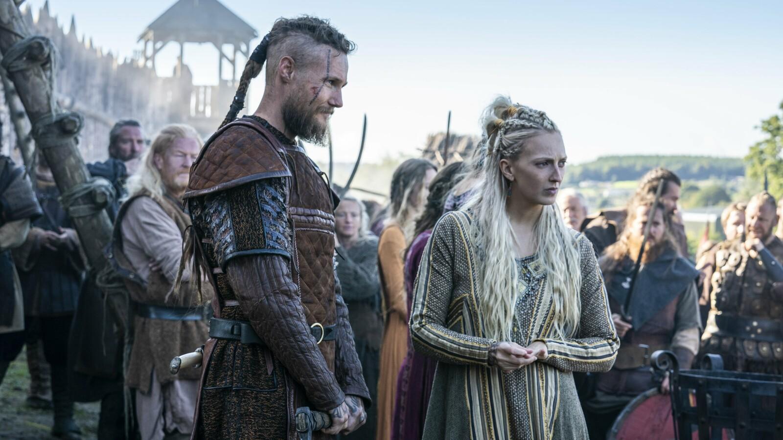 Wie Viele Staffeln Vikings