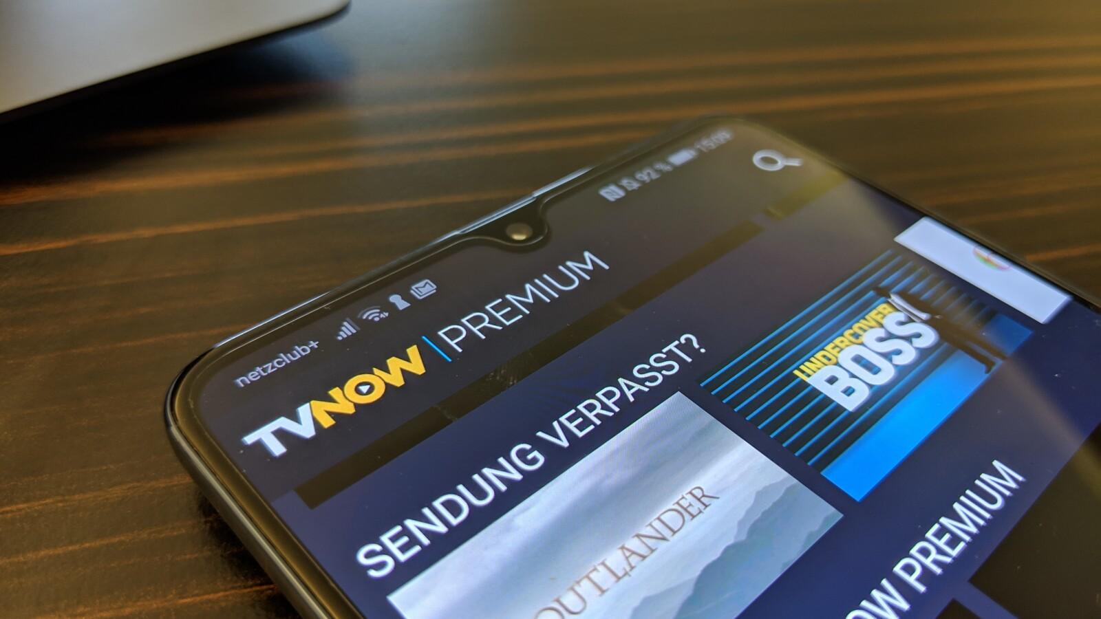 Rtl Now Premium