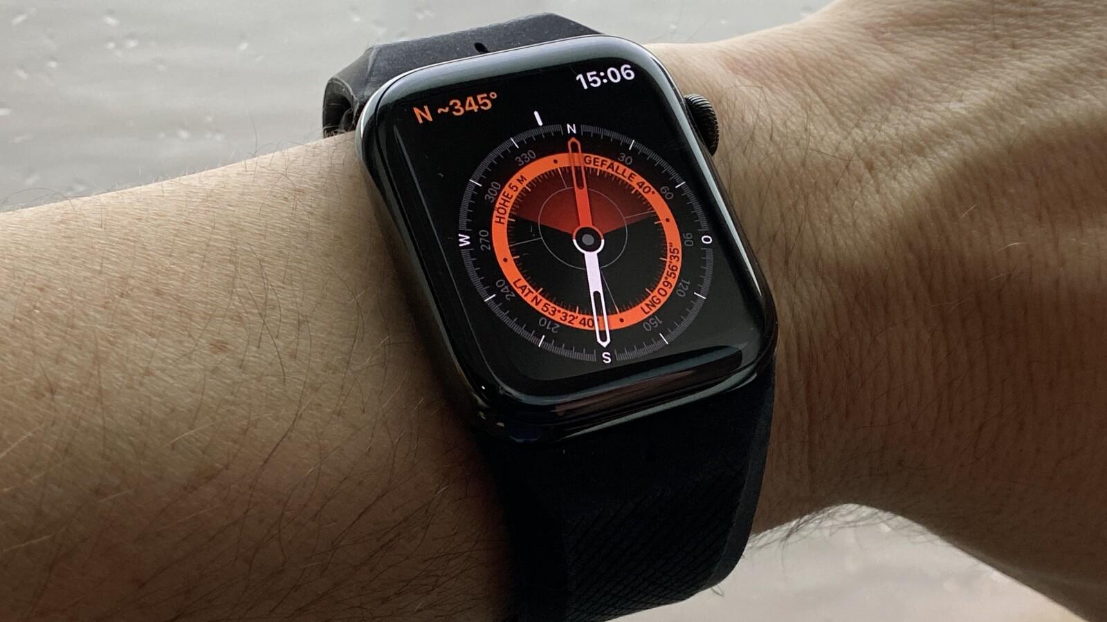 Dank watchOS 6: Apple Watch wird zum Spotify-Master