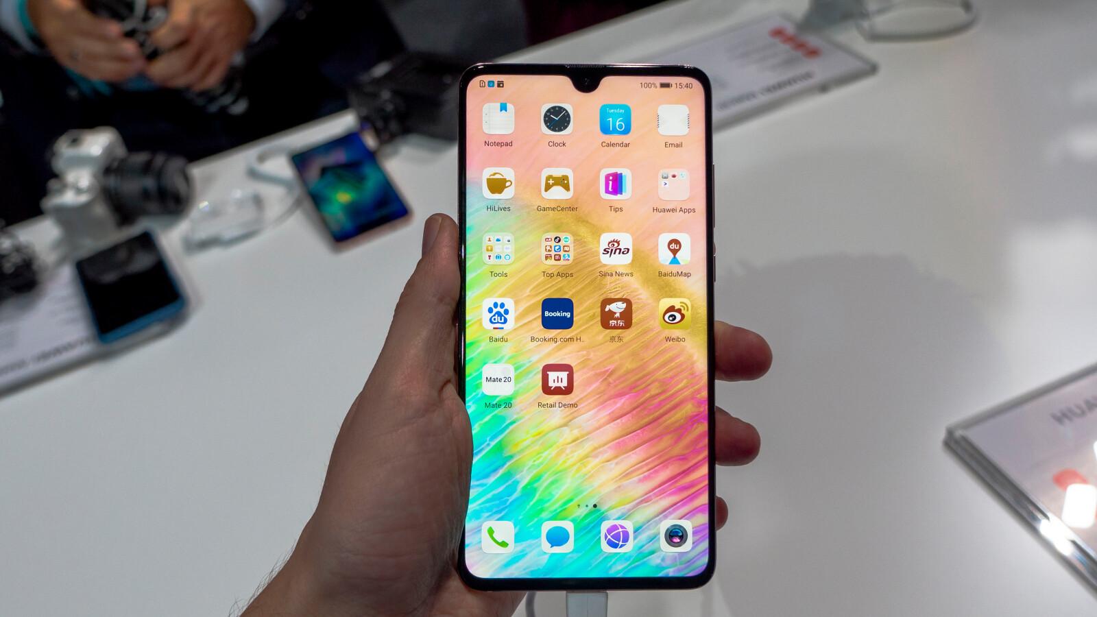 Huawei Mate 20 im Kurztest: Viel Gutes unter der 1.000-Euro-Grenze
