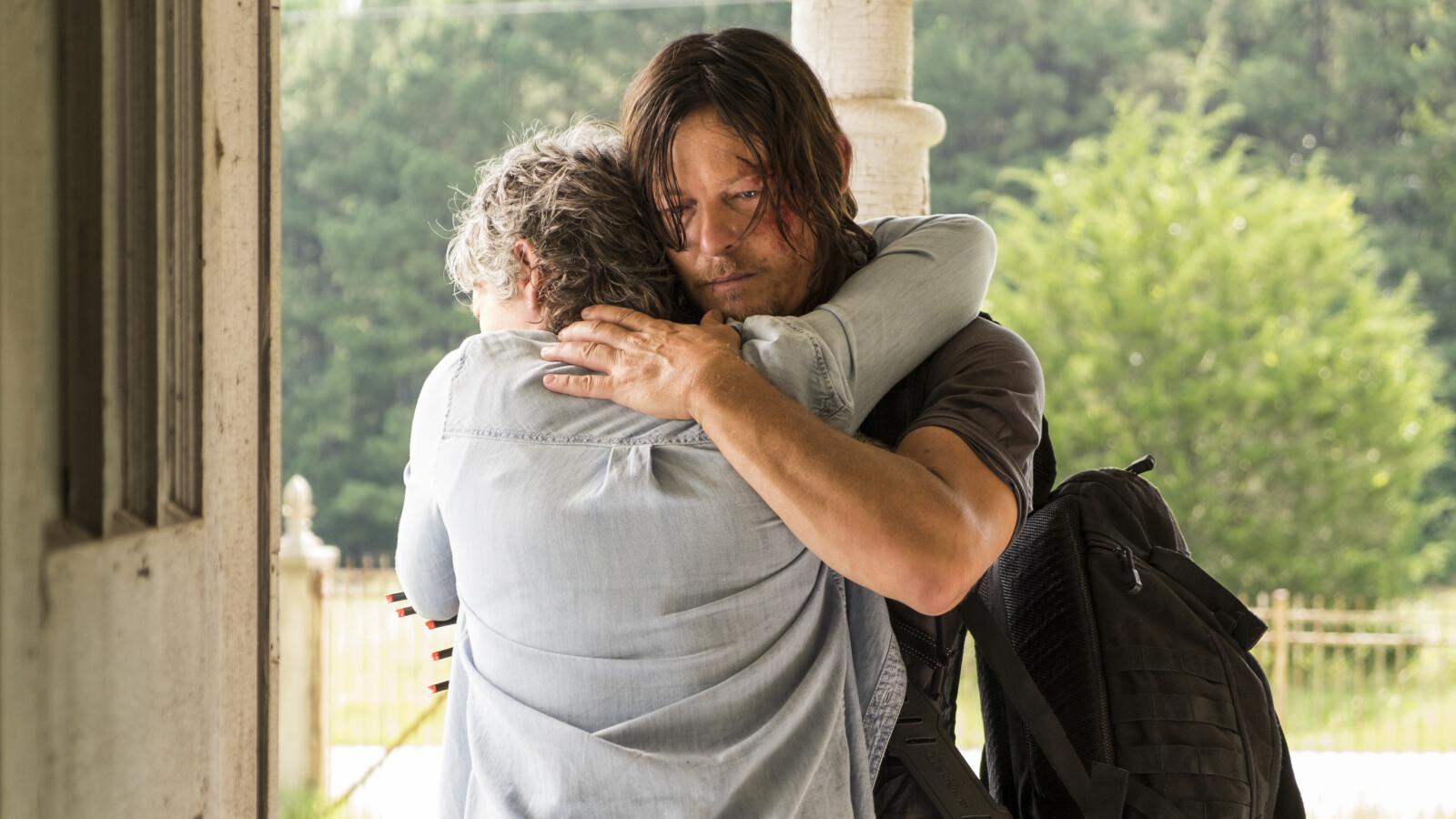 """The Walking Dead"": Kündigt dieser Fan-Liebling seinen eigenen Serientod an?"