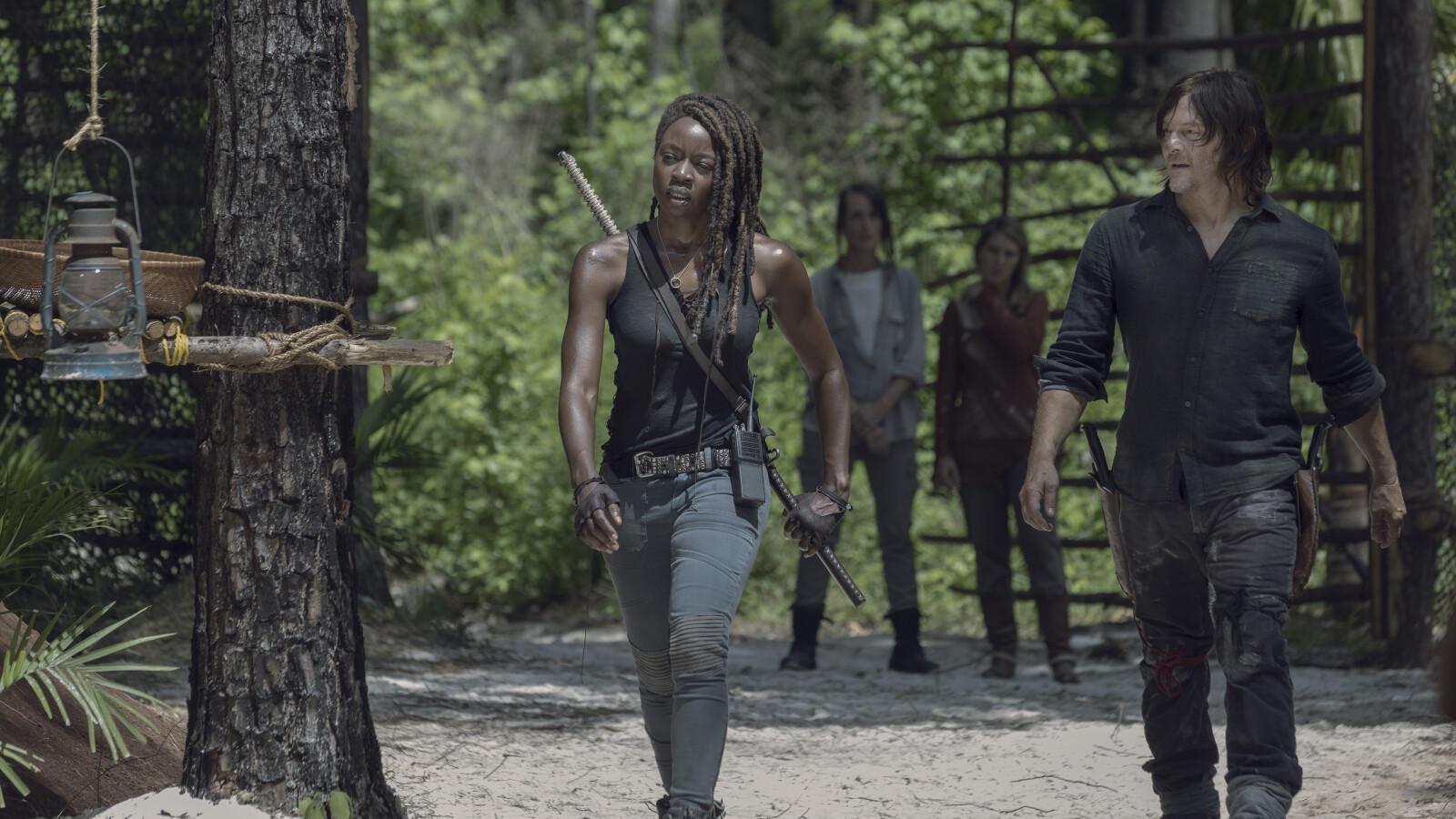 The Walking Dead Staffel 10: Rückkehr nach Oceanside