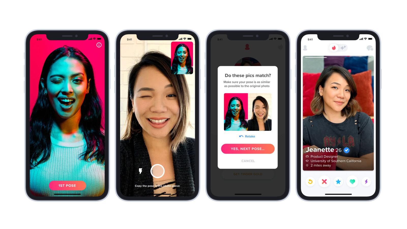 Dating-apps stimmen nicht überein