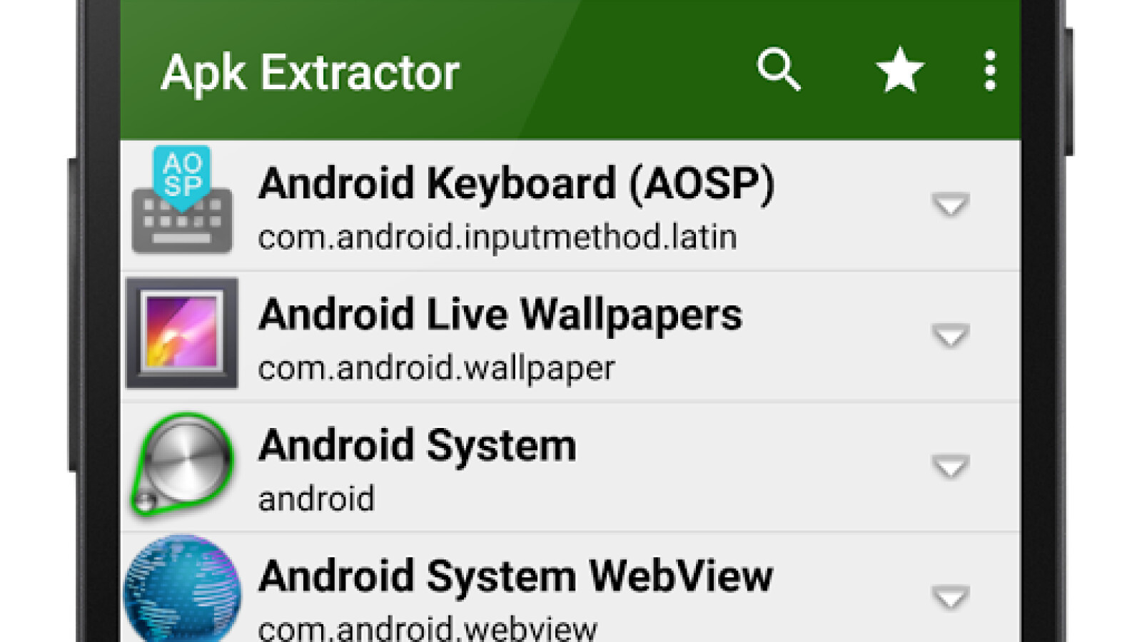 APK Extractor - Download - NETZWELT