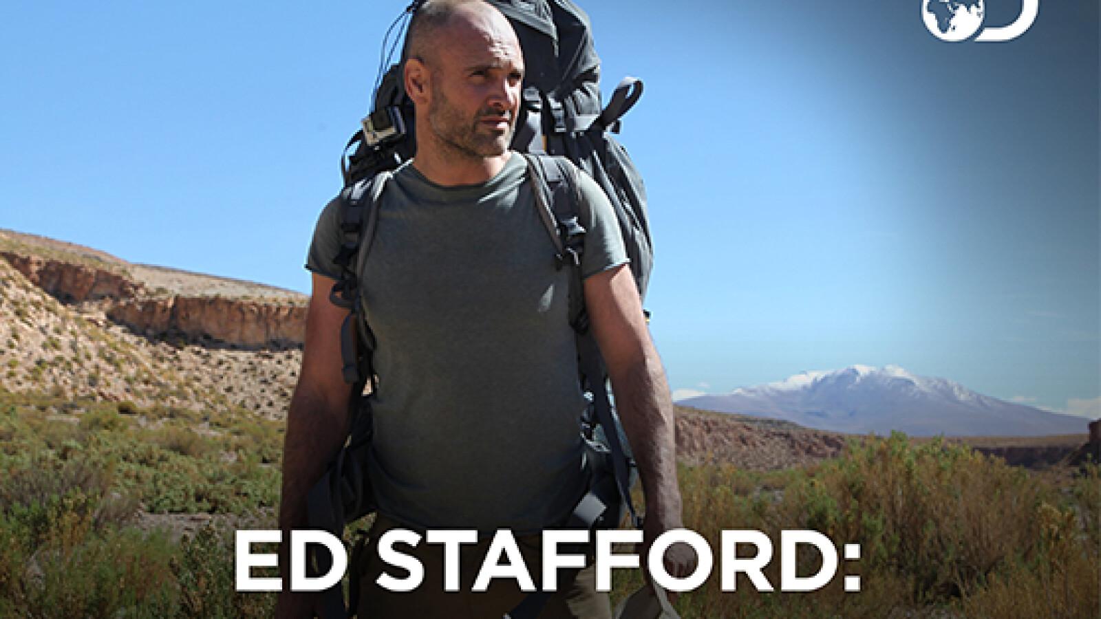 Ed Stafford Allein Gegen Die Wildnis
