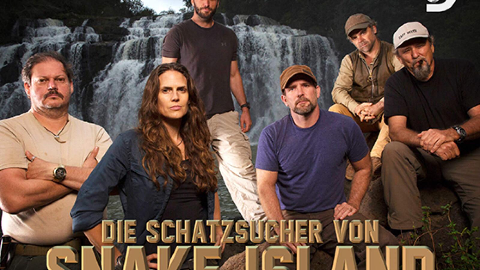 Die Schatzsucher Von Snake Island Echt
