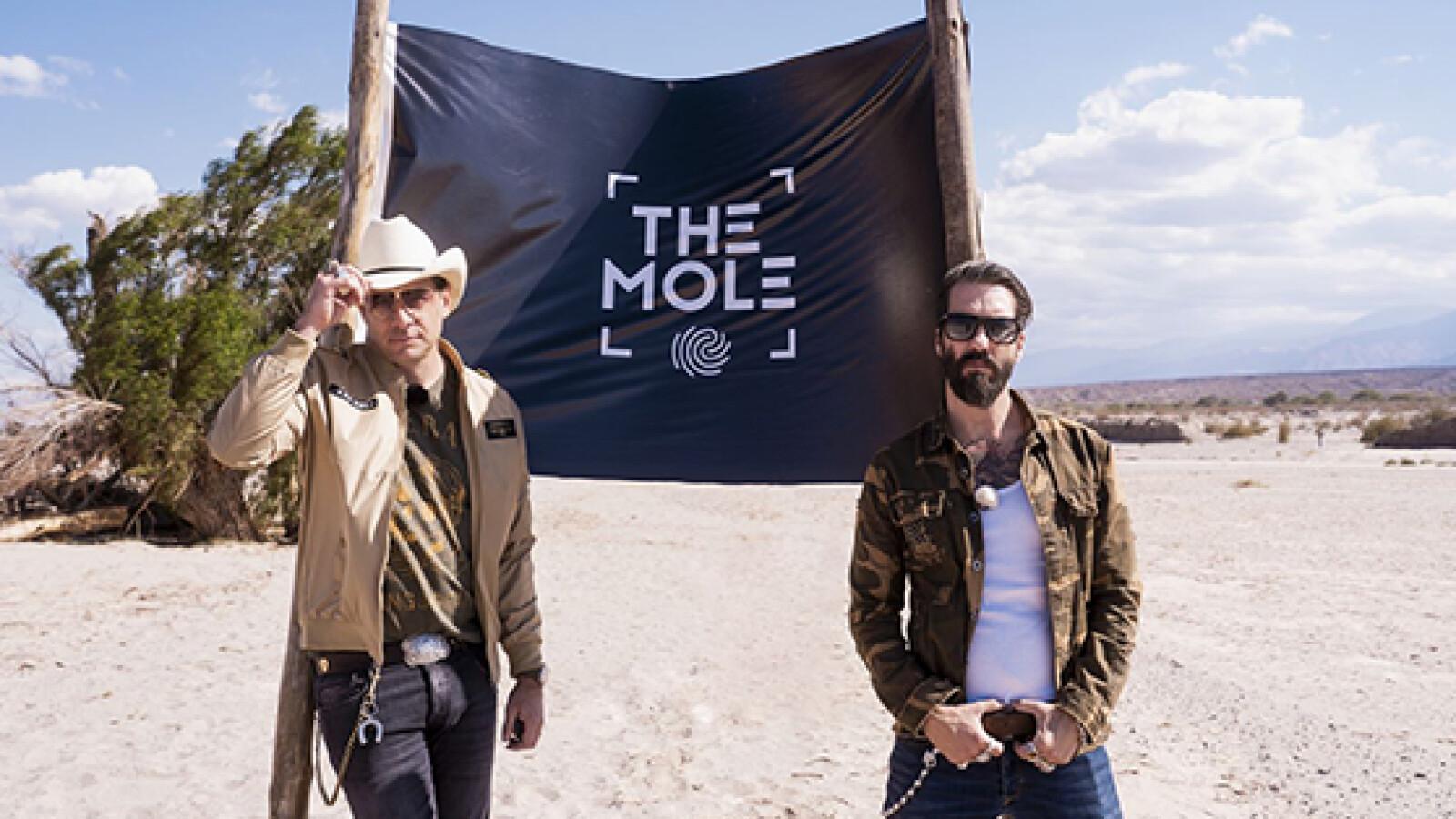 The Mole Sendetermine