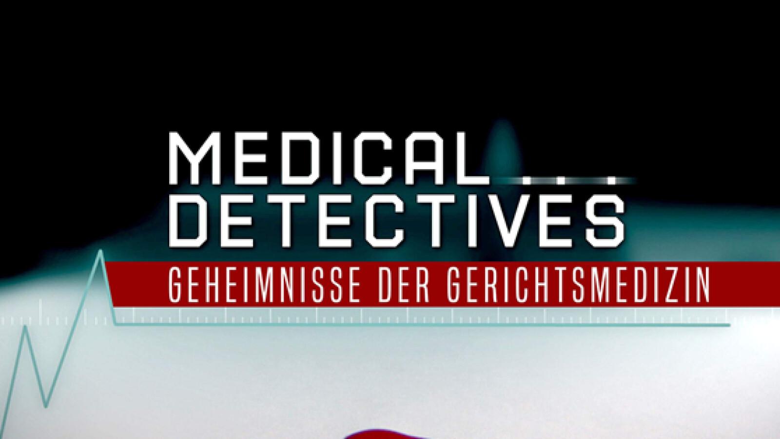 Medical Detectives Stream Free