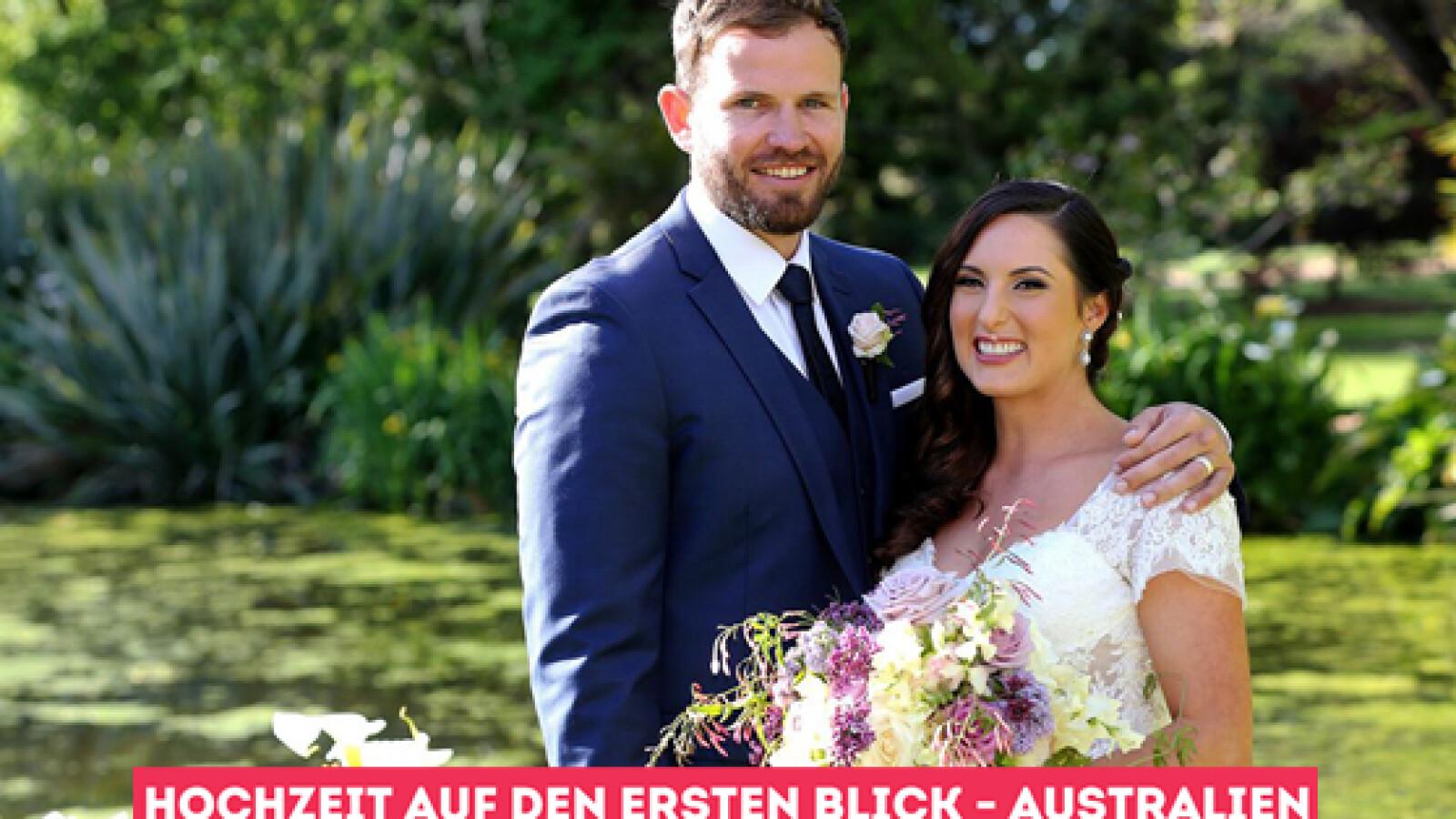 Hochzeit Auf Den Ersten Blick Australien Sendetermine Stream Mai Juni 2021 Netzwelt