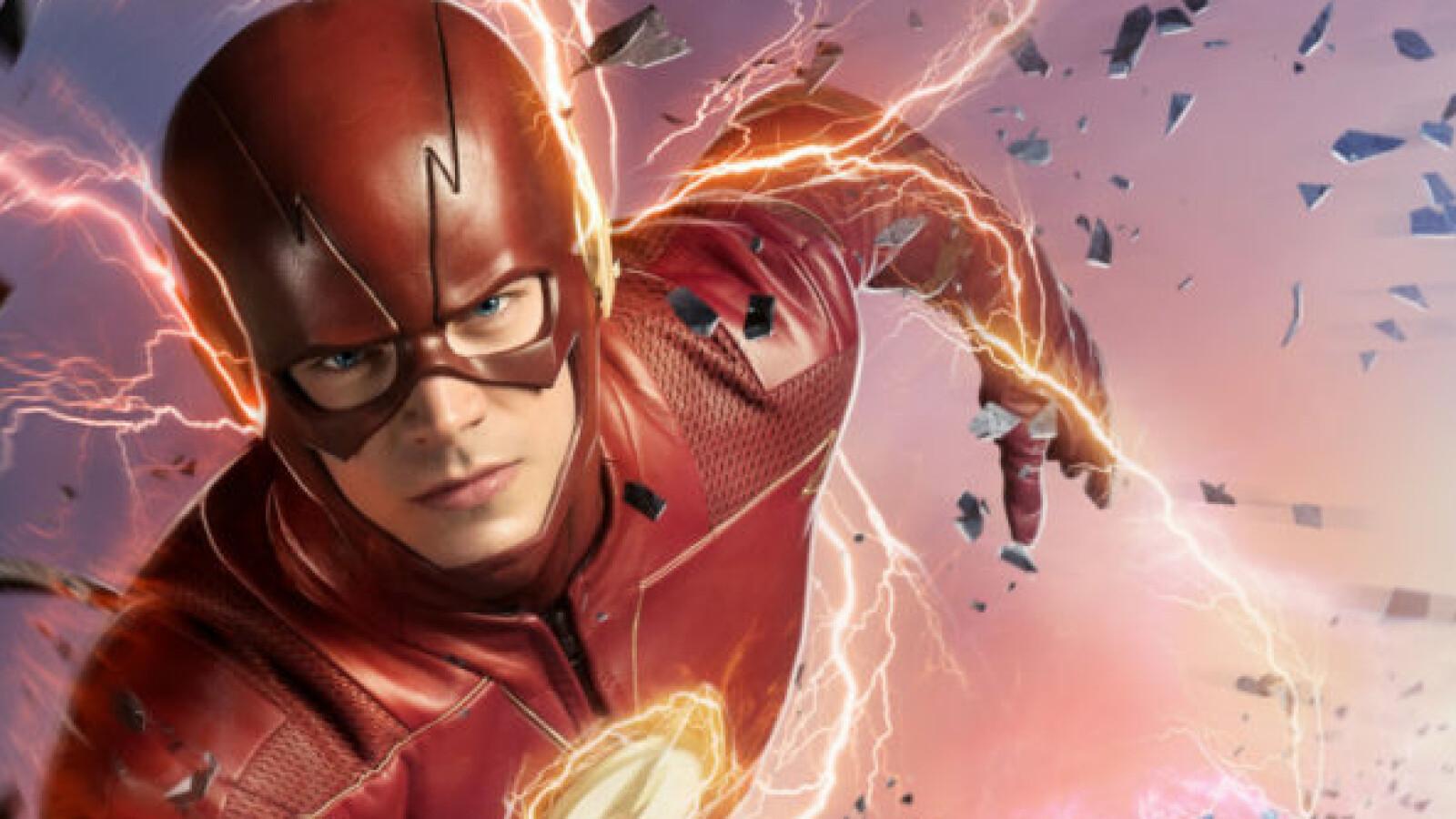 Serien Stream The Flash Staffel 5