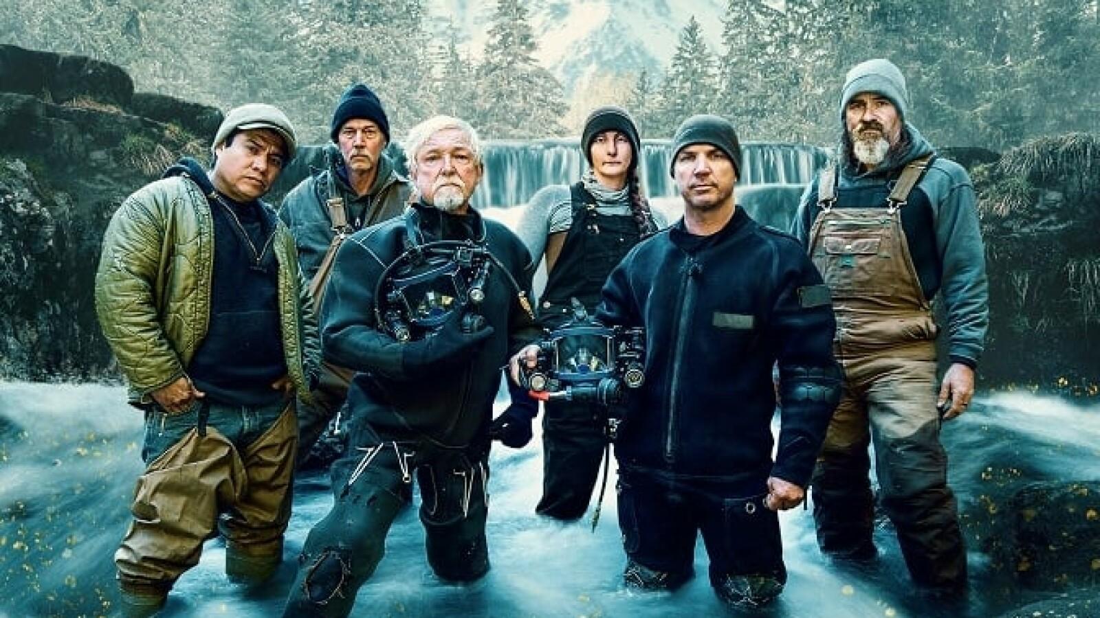 Goldrausch White Water Alaska Staffel 2