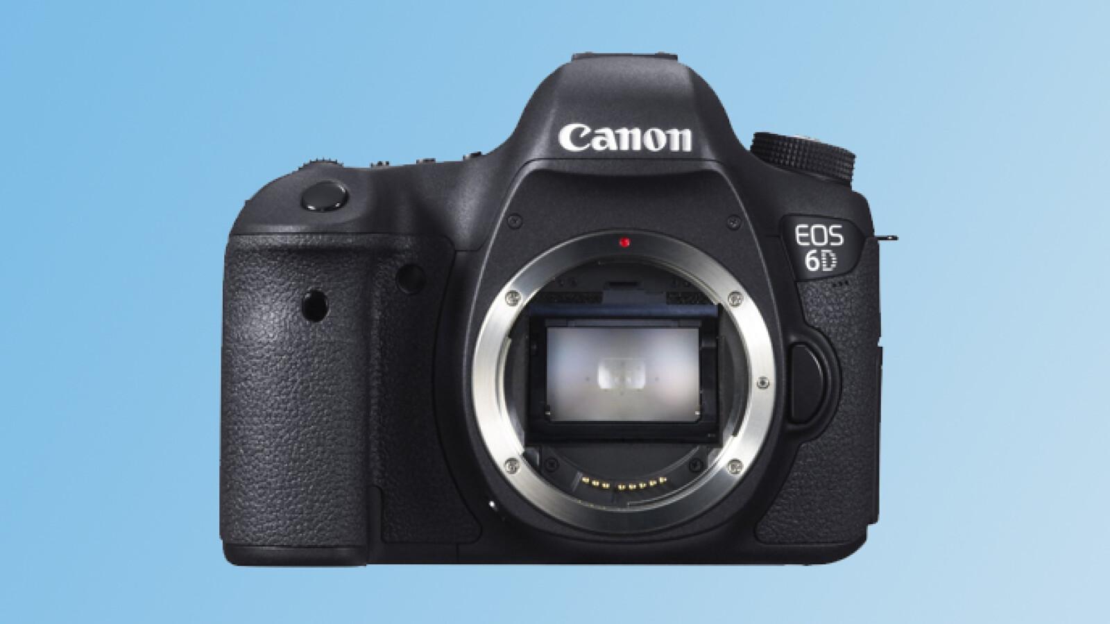 Canon EOS 6D: Im Test - NETZWELT