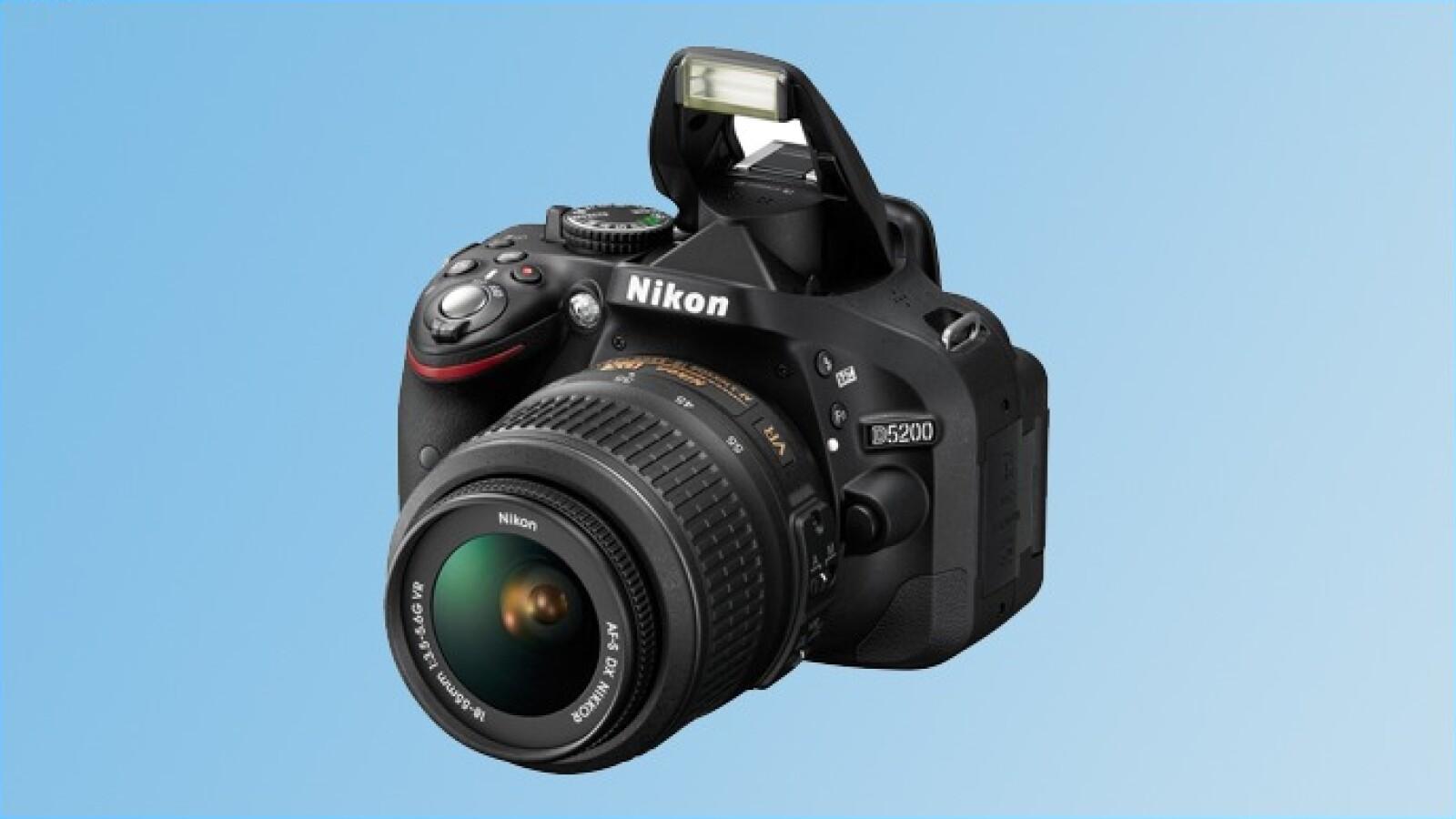 Nikon D5200 im Test - NETZWELT