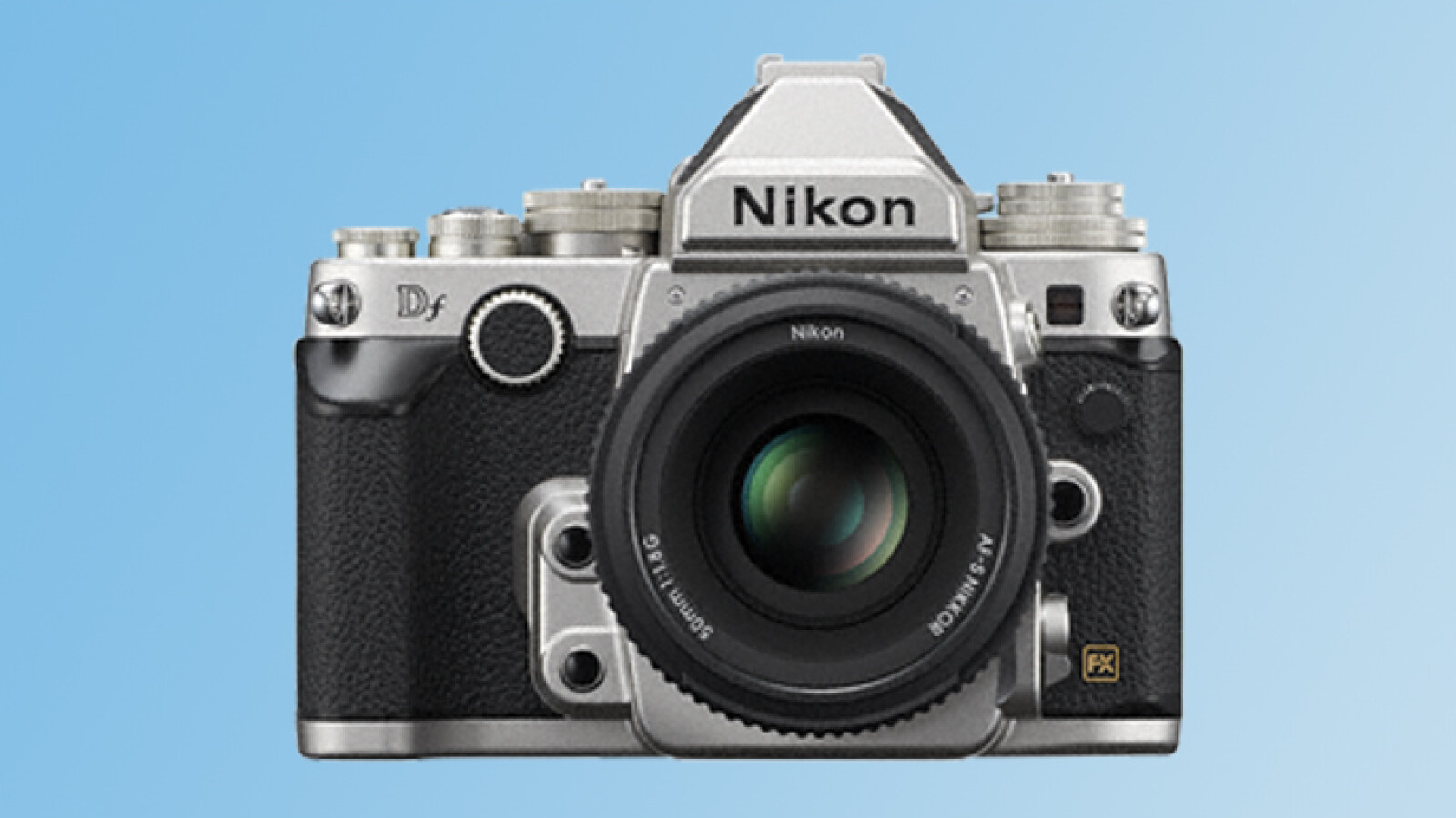 Nikon Df im Test: Die Vollformat-Konzept-DSLR im Retro-Design - NETZWELT
