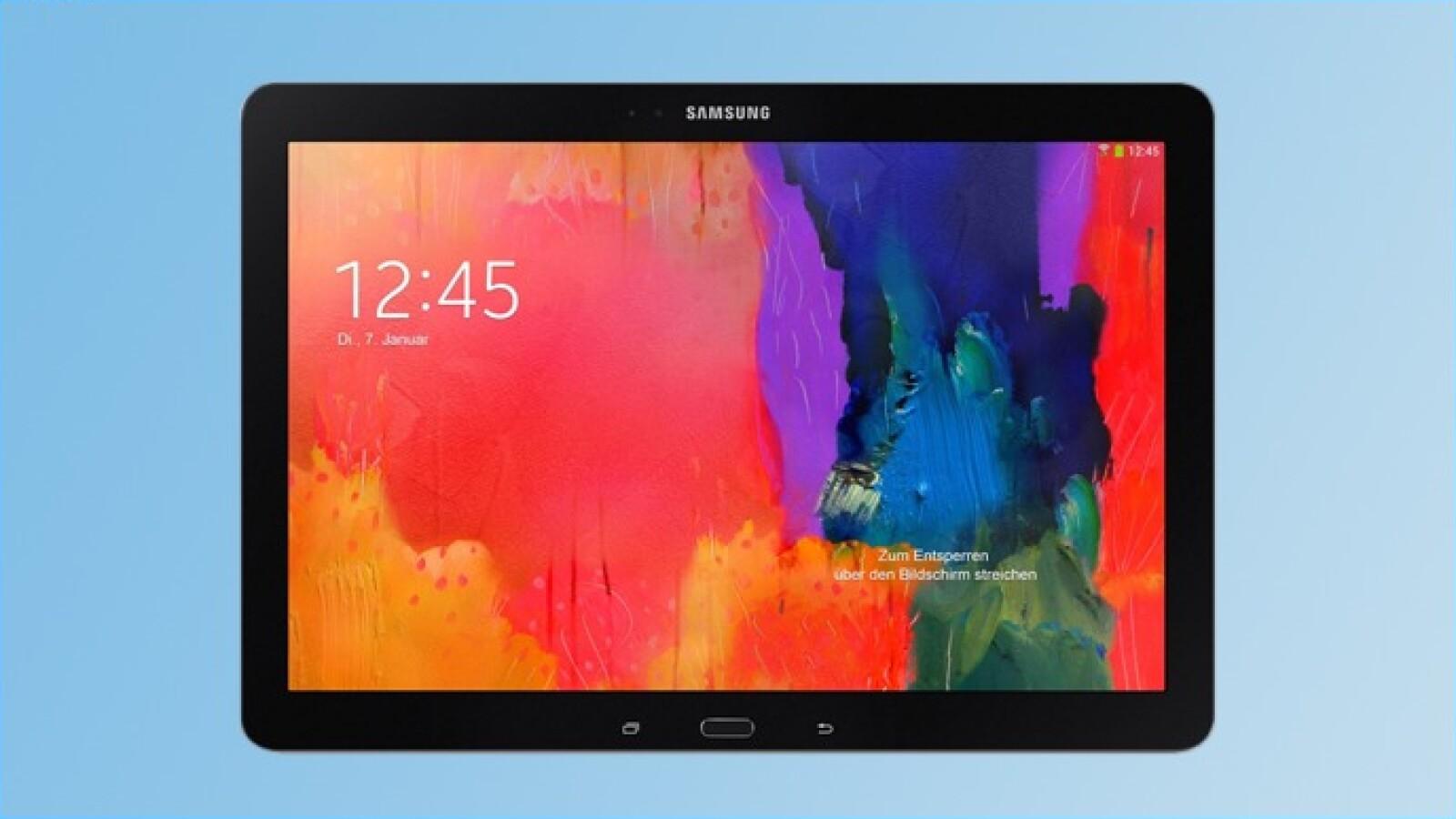 Samsung Galaxy Note Pro 122 P905 Im Test Das Din A4 Tablet Sweater Typisch Original Netzwelt