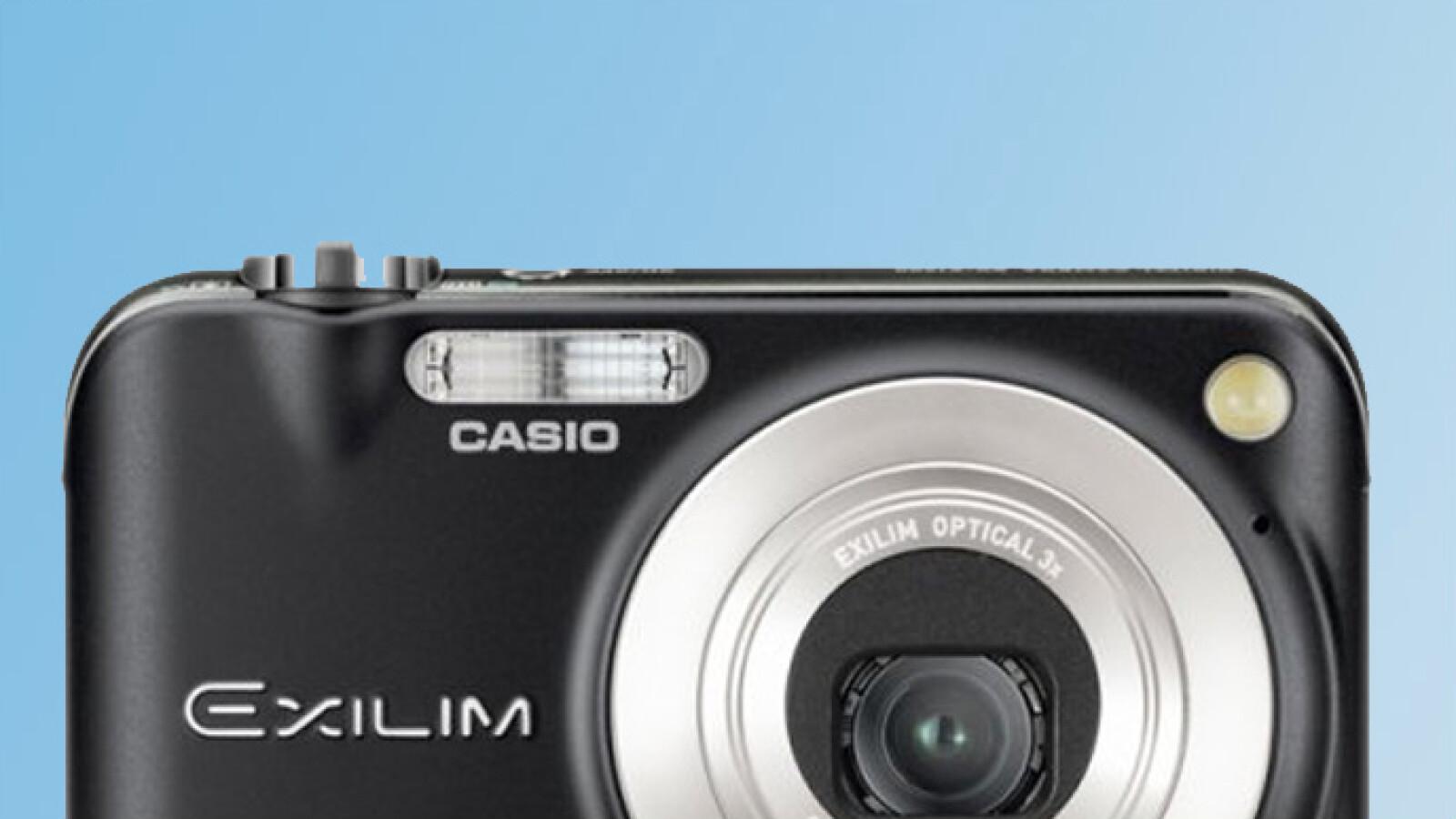 Megapixel mal zwölf: Casio Exilim Z1200 im Test - NETZWELT