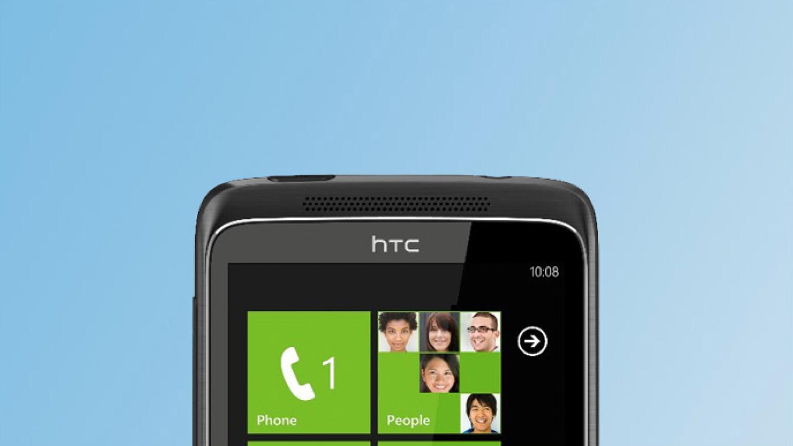 """HTC Trophy im Test: """"Gaming-Handy"""" mit Speichermangel ..."""