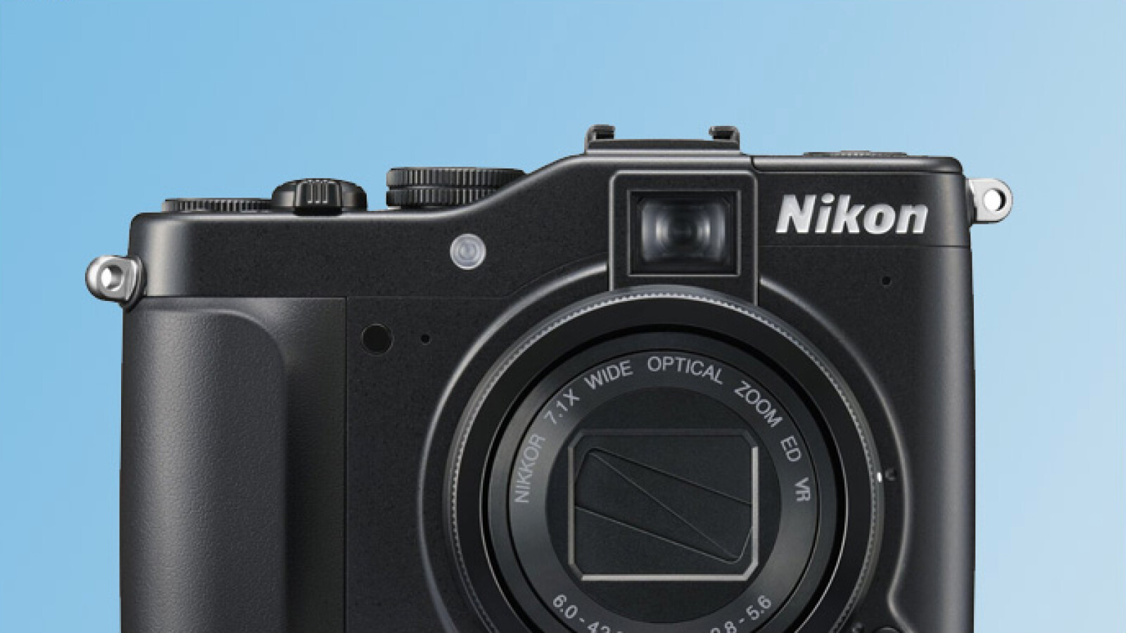 Nikon Coolpix P7000 im Test: Kompaktkamera der ...