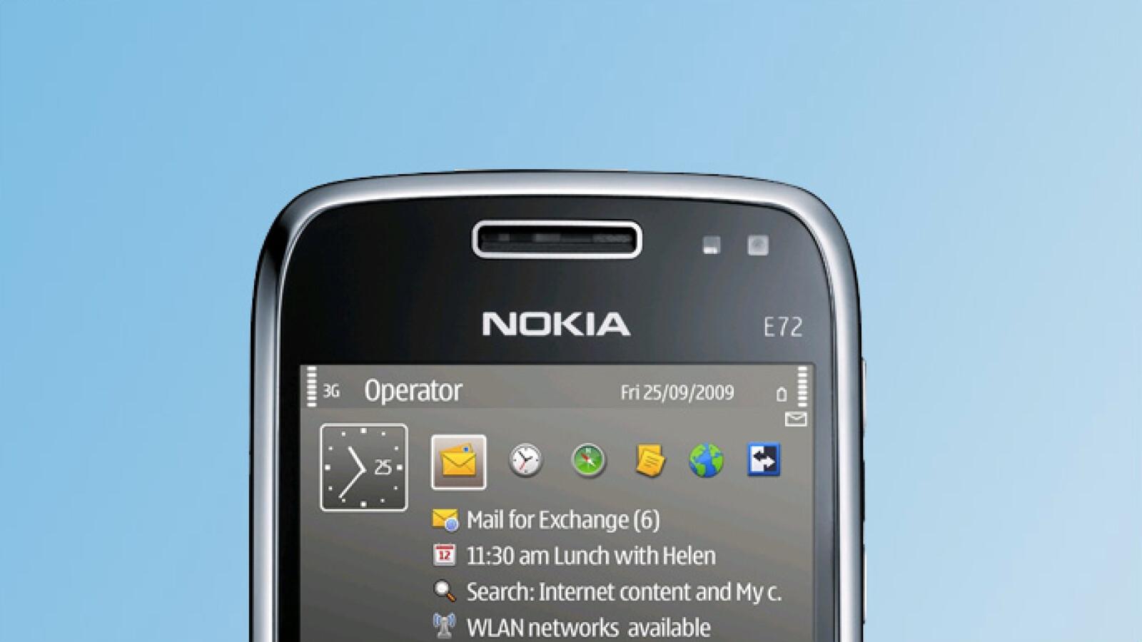 Nokia E72 im Test: Smartphone im Vollwaschgang - NETZWELT