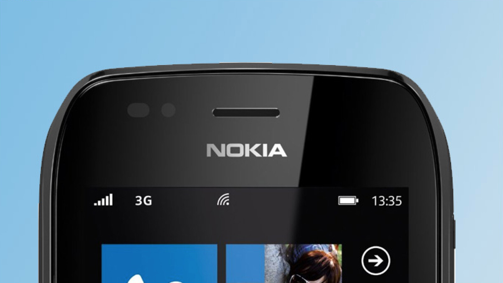 einsteiger smartphone nokia lumia 710 im test netzwelt. Black Bedroom Furniture Sets. Home Design Ideas