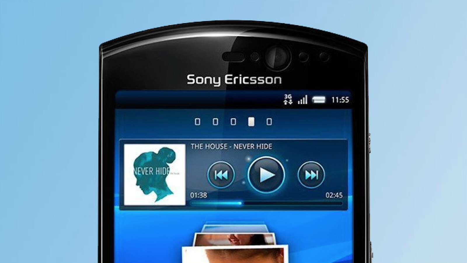 g nstiges multimedia smartphone sony ericsson xperia neo im test netzwelt. Black Bedroom Furniture Sets. Home Design Ideas