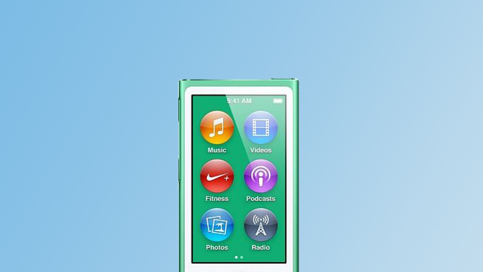 touchdownsizing apple ipod nano 7g im test netzwelt. Black Bedroom Furniture Sets. Home Design Ideas