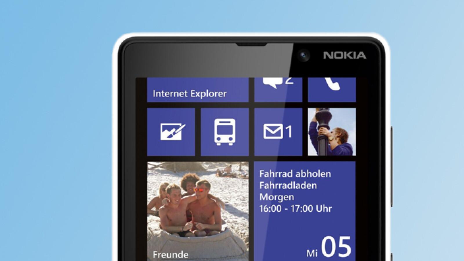 Nokia Lumia 820 im Test | NETZWELT