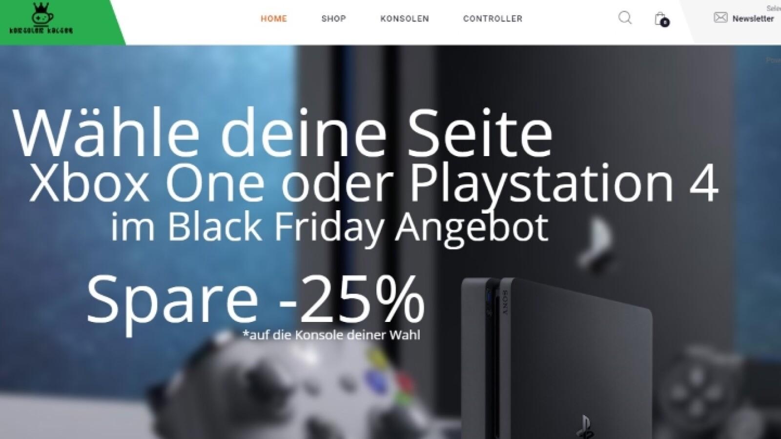 konsolenkaiser.de: Fake-Shop oder Konsolen günstiger? - NETZWELT