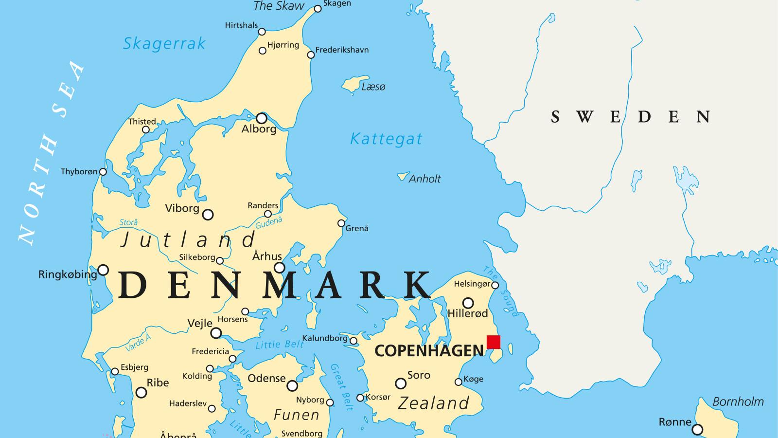 Wo Liegt Kattegat Vikings