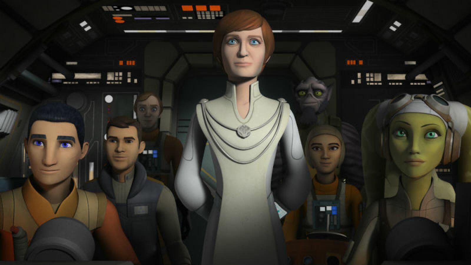 Star Wars Rebels Episodenguide