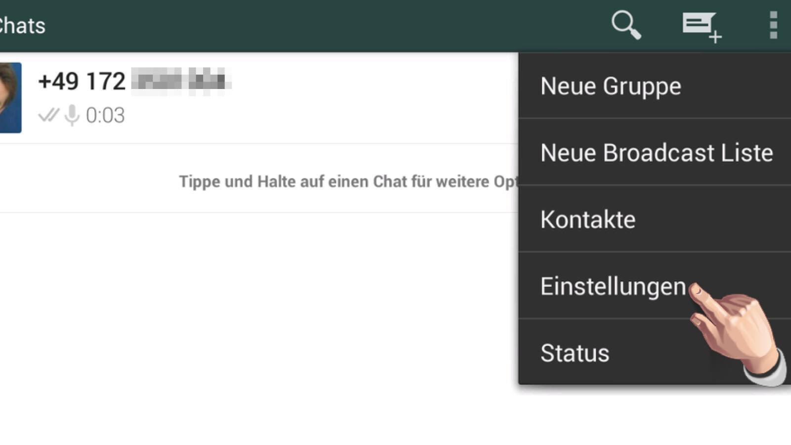 Whatsapp Für Einen Freund Bezahlen