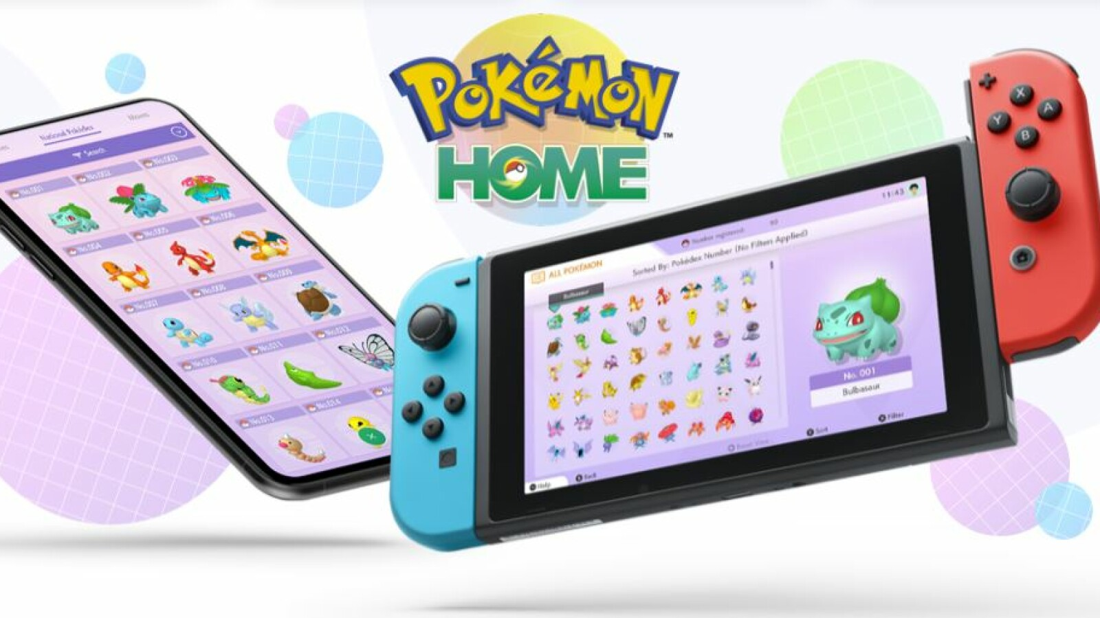 Pokémon Home: Many Solutions to Problems and Error Codes