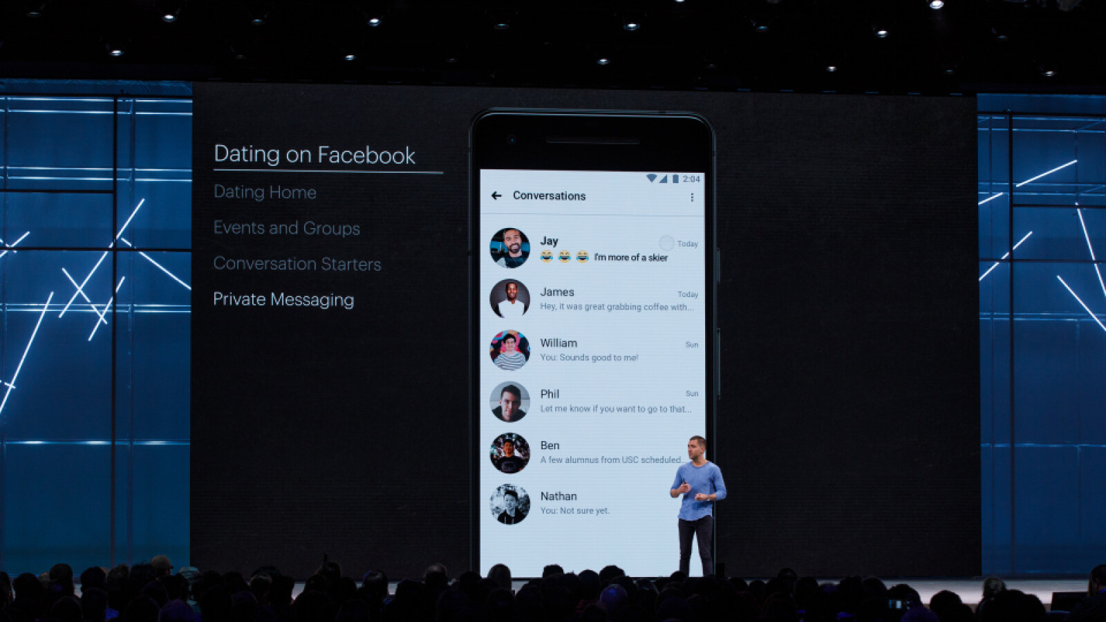 Schwere Zeiten für Tinder: Facebook kündigt Dating-Funktion an - NETZWELT