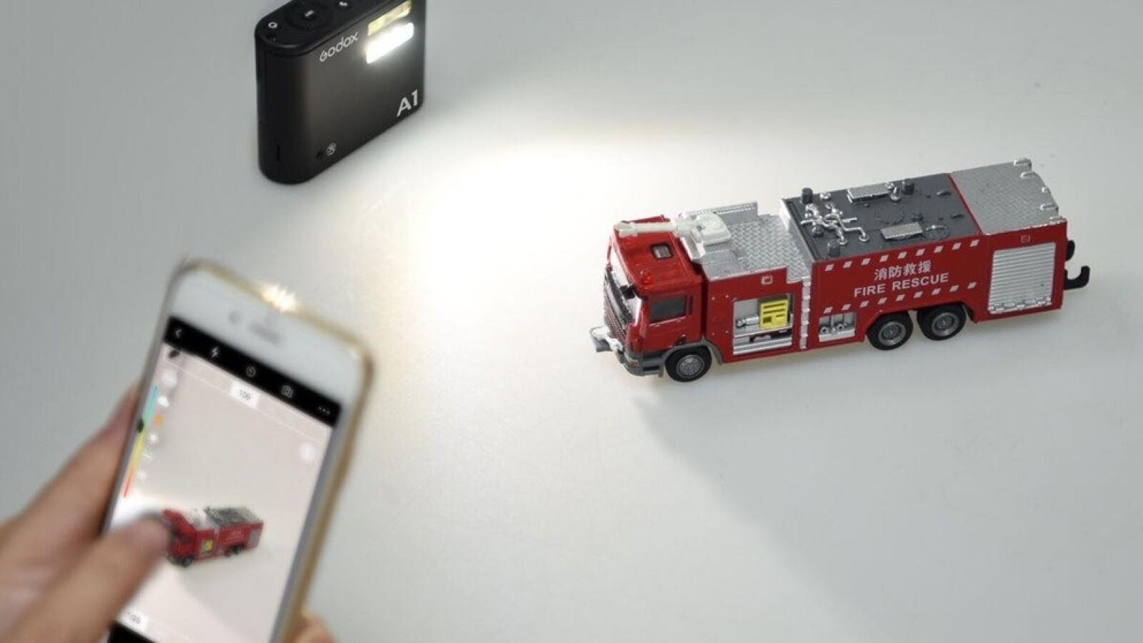 Fotografieren mit dem Smartphone: Handy-Blitz effektiv nutzen