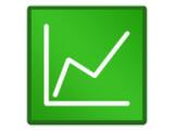 Icon: Chat-Statistik für