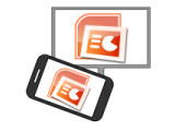 Icon: Powerpoint Remote