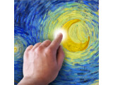 Icon: Starry Night Interactive Animation