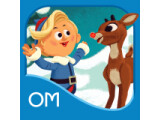 Icon: Rudolph the Red-Nosed Reindeer