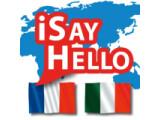 Icon: iSayHello Franz. - Italienisch