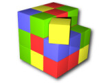 Icon: Color Cubes