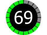 Icon: Battery Status Widget - Vollversion