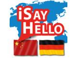 Icon: iSayHello Chinesisch - Deutsch