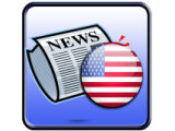 Icon: USA News in App-Adfree